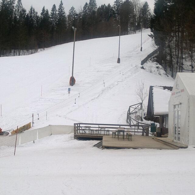 SC Rudno, Stari Vrh