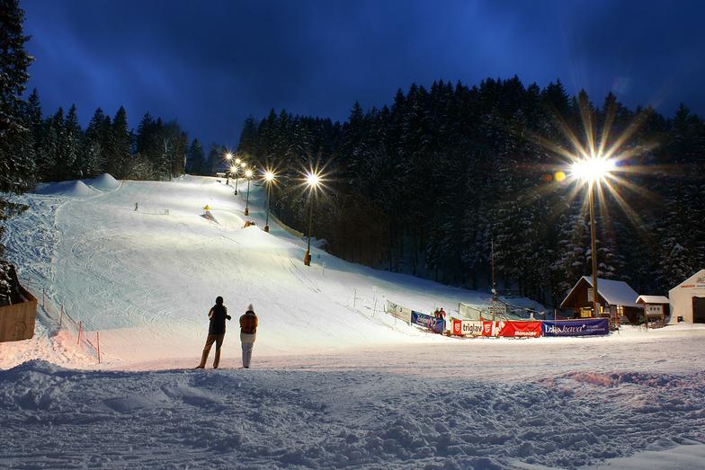 Ski center Rudno, Stari Vrh