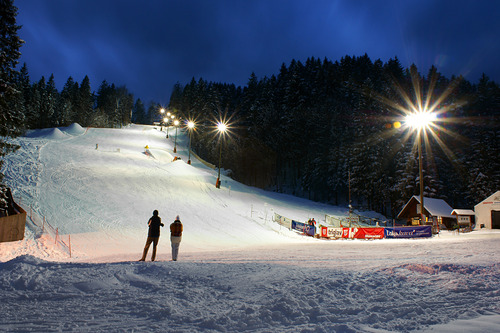 Stari Vrh Ski Resort by: Mirko Gartner