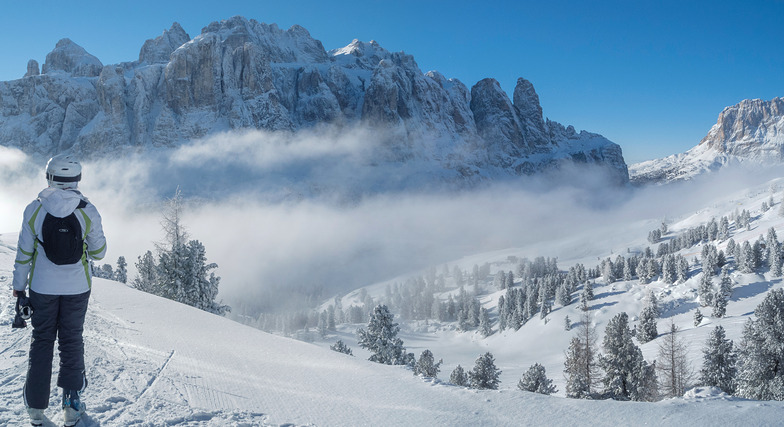 From Jimmy's Hut, Corvara (Alta Badia)
