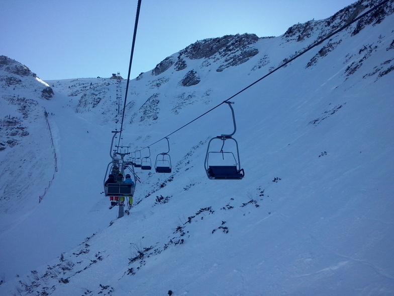 Hochkar-Göstling snow