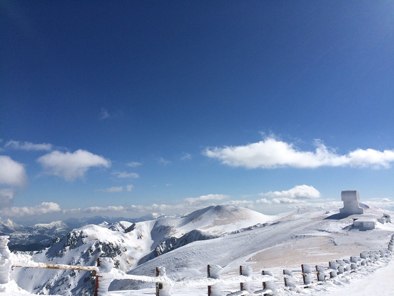 styga again!, Kalavryta Ski Resort