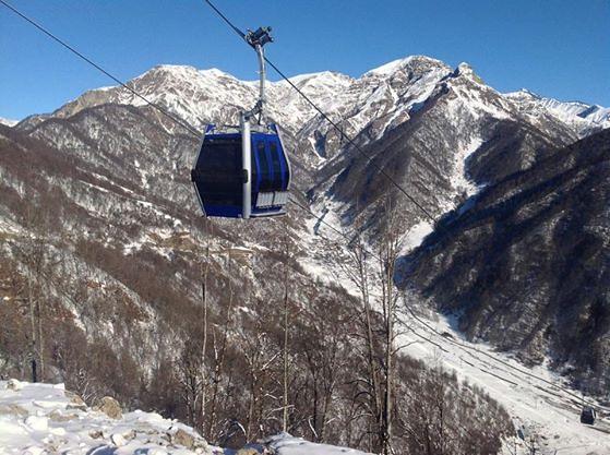 Tufandag mountain, Tufandağ
