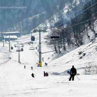best skiing, Tufandağ