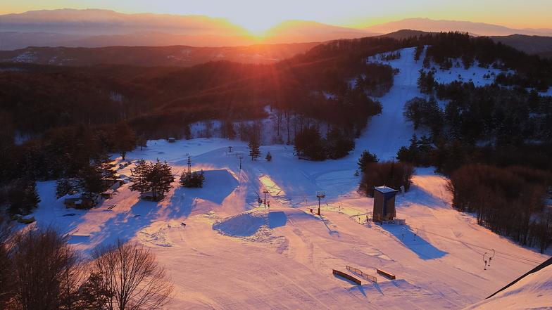 Osogovo Snow Park snow