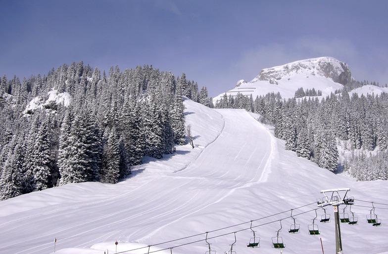 Ifen (Kleinwalsertal) snow
