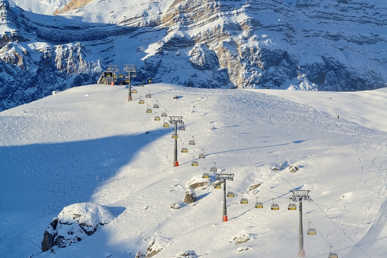 Shahdag Mountain Resort snow