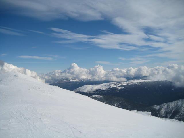 helmos mt.  2341m, Kalavryta Ski Resort