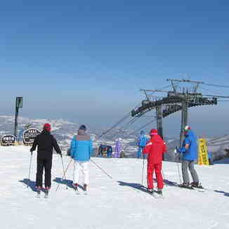 Yongpyong Ski Resort, PyeongChang-Yongpyong