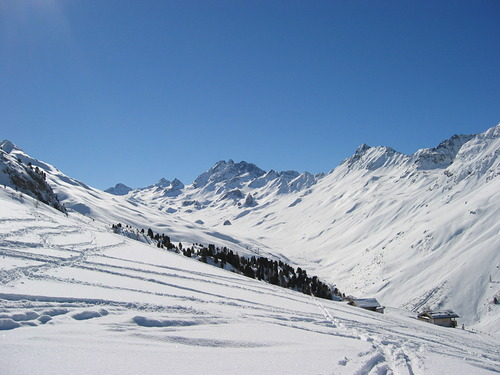 Ischgl Ski Resort by: Stefan