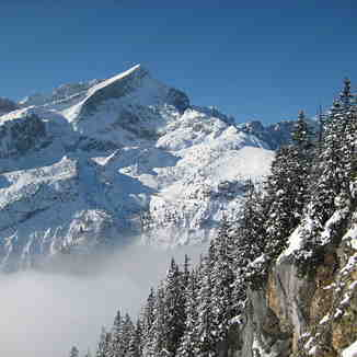 Alpspitze, Garmisch-Classic