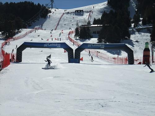 La Molina Ski Resort by: Stefan