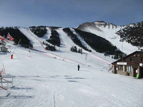 Espot Esquí Ski Resort by: Stefan