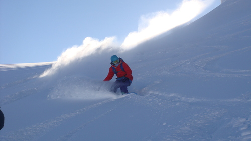 Coast Range Heliskiing Ski Resort by: Oriel Coast