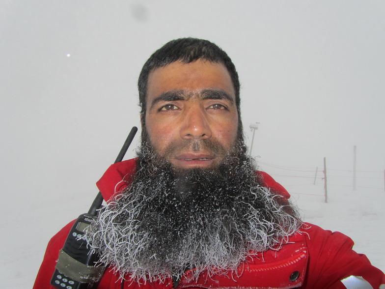 Mehraj Dar, Gulmarg