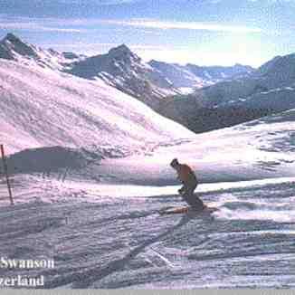 St. Moritz, Switzerland, St Moritz