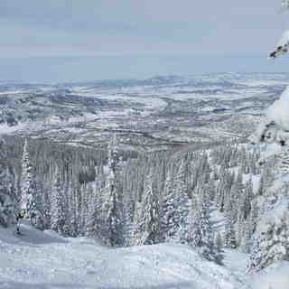 Steamboat Snow: The Ridge
