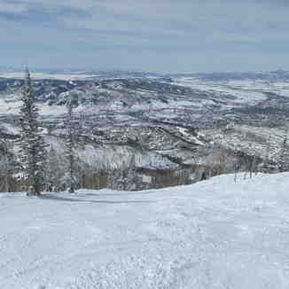 An Outlaw's view of Steamboat Springs
