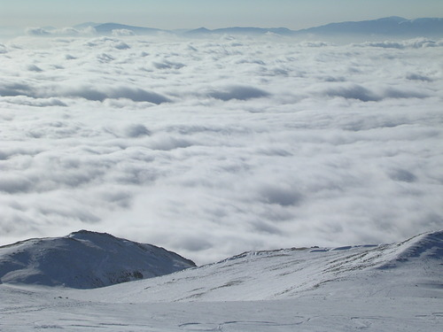 Campo Imperatore Ski Resort by: Marco