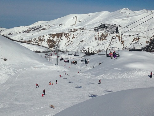 Gourette Ski Resort by: Philippe Padelli
