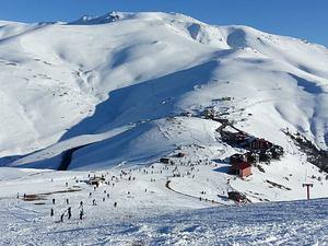 Zigana ski center photo