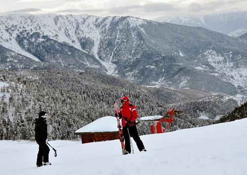 Zigana Ski Resort by: ziganakayak