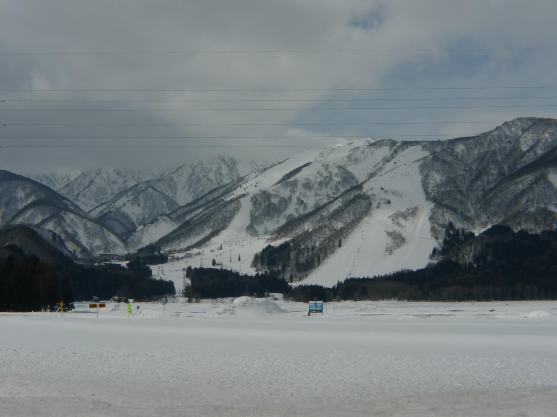 From the valley, Hakuba Goryu
