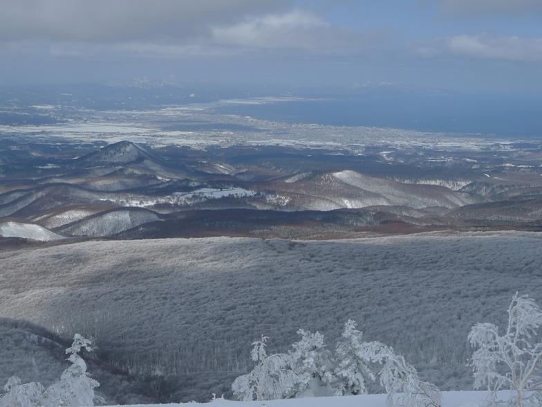 View of Aomori, Hakkoda