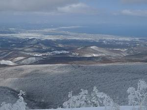 View of Aomori, Hakkoda photo