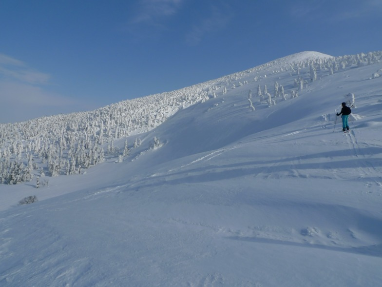Hakkoda slopes