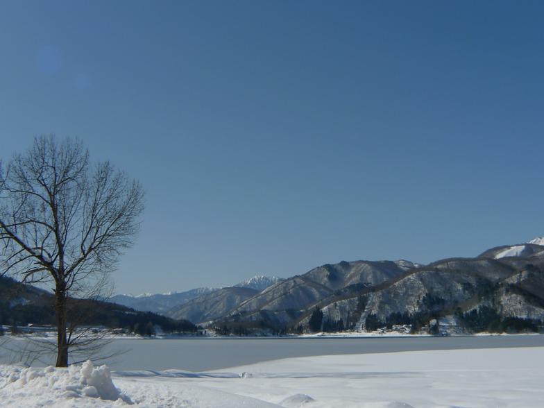 Lake Aoki, Kashimayari