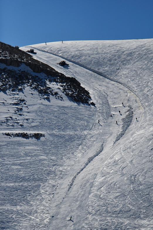 Nabil Slope, Mzaar Ski Resort