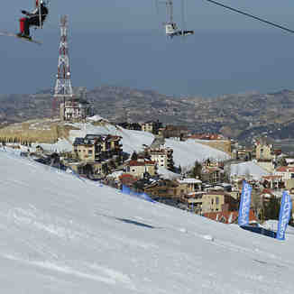 Jonction Slope, Mzaar Ski Resort