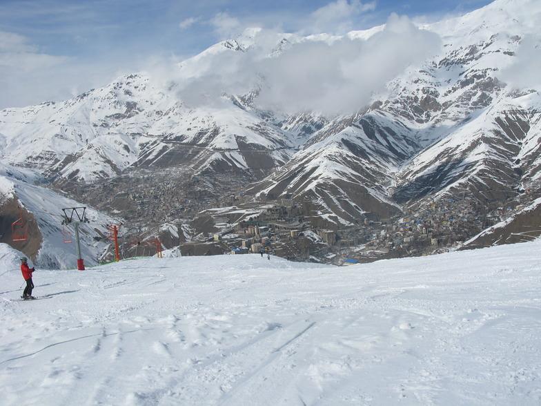 incomparable snow, Shemshak