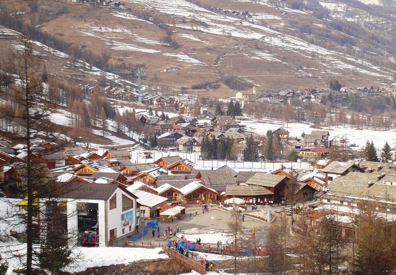 Pragelato (Via Lattea) snow