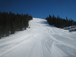 Nice slopes, Kvitfjell Alpine Centre photo