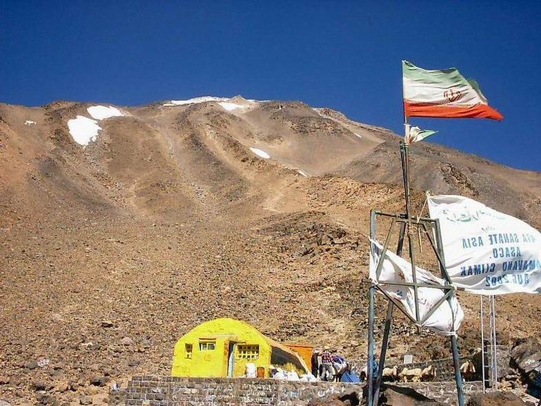 Damavand Mountain, Tochal