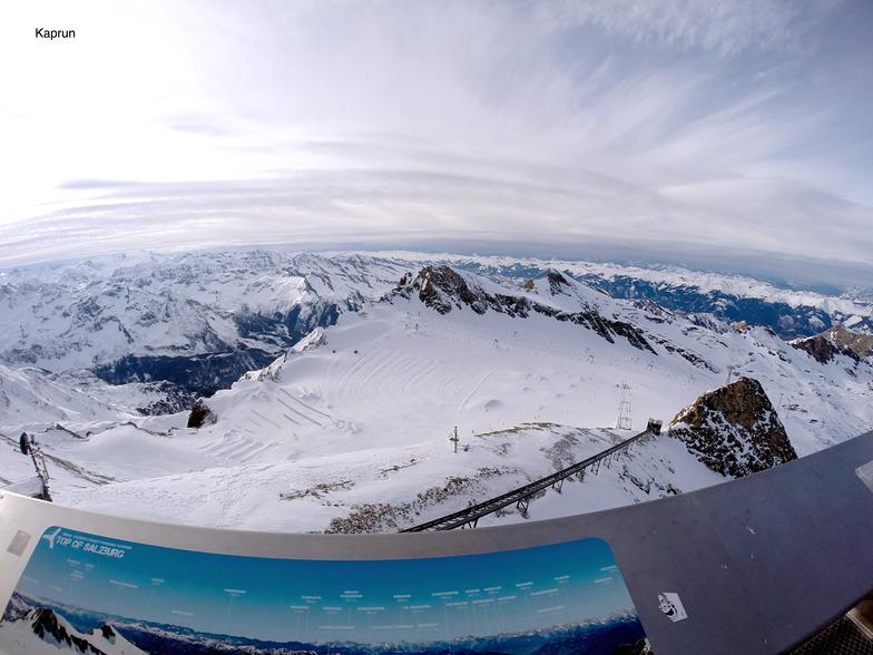 Top of Saltzburg 3090 m, Kaprun