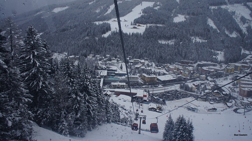 Bad Gastein Ski Resort by: Tasos Tsirlis
