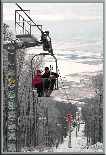 Hungary -East Europe, Skiresort S, Dobogókő Sícentrum