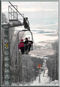 Hungary -East Europe, Skiresort S, Dobogókő Sícentrum photo
