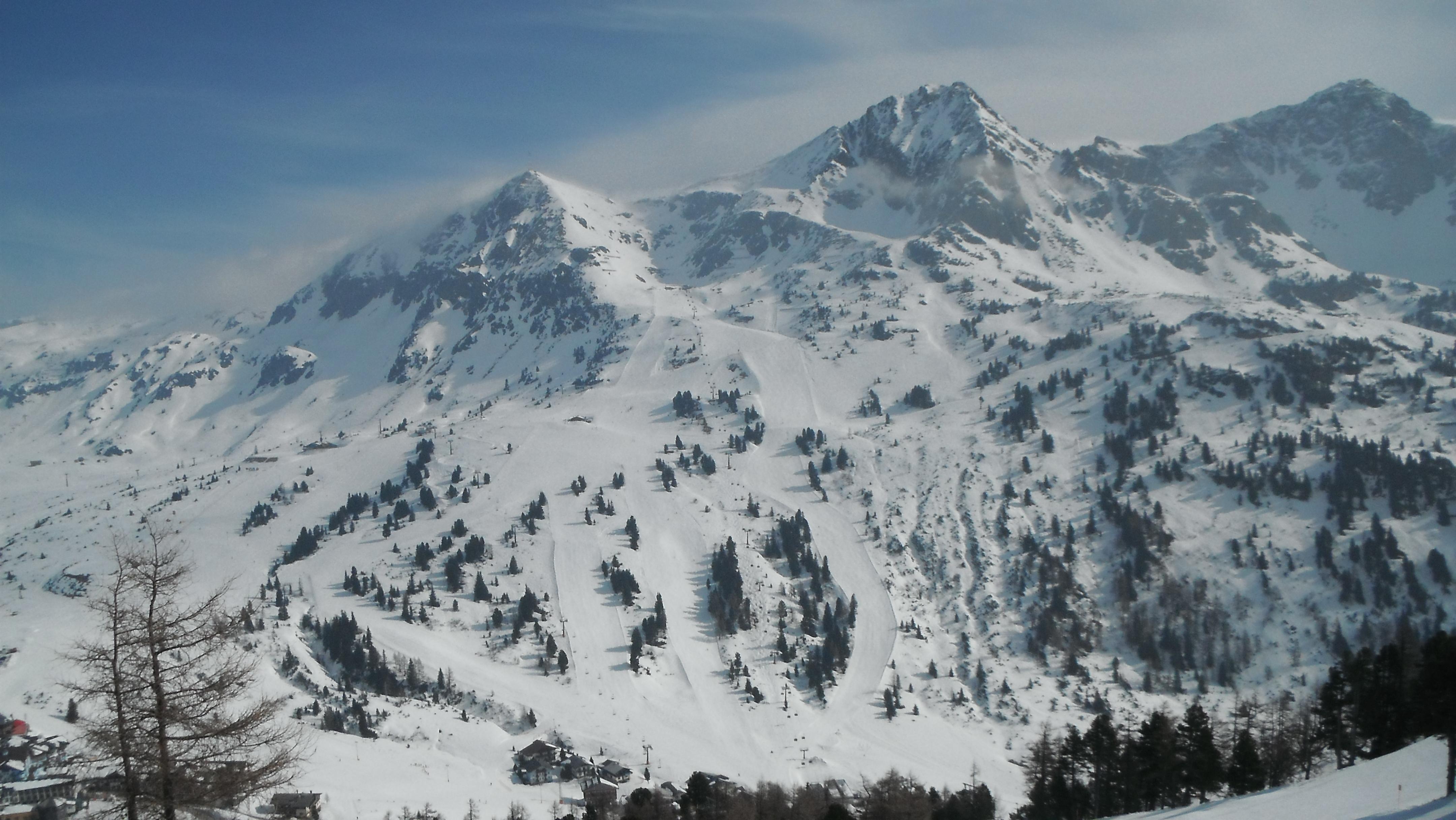 Good day, Obertauern