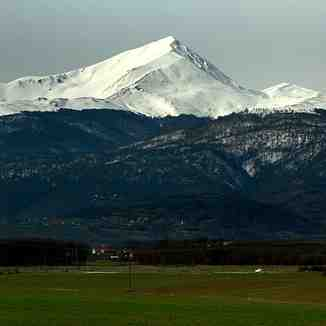 Luboten Peak 2498m, Brezovica