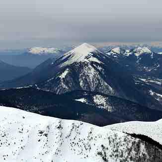 Oshlak mountain, Brezovica