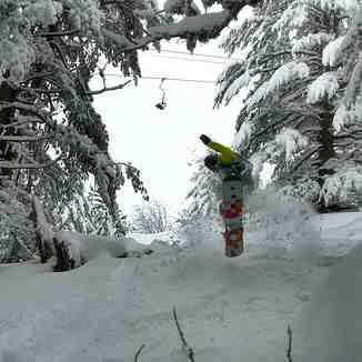 Flying Bordoniqi, Brezovica