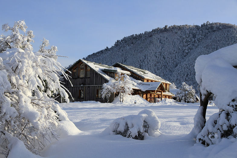 Suizandina Lodge,, Corralco (Lonquimay)