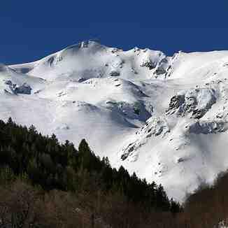 Guri i Zi 2536 m, Brezovica