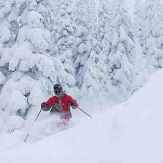 SilverStar Snow: I love powder days