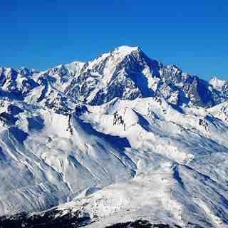 Mont Blanc, Les Arcs