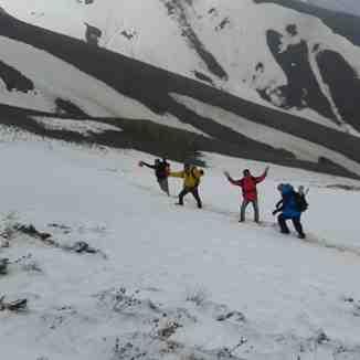 mount kholeno alborz markazi, Mount Damavand